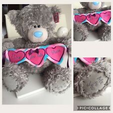 Me To You Tatty Teddy Bear 12'' I Love You This Much' Gift