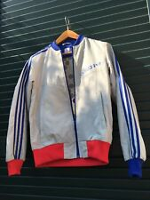 Adidas Jacket XS resume collection 1980 year 2004 vintage NEW GIACCA 80's