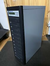 More details for microboards cd dvd duplicator 10 draw tower great condition little use