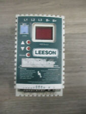 Leeson Speedomaster 174274.00 Variable Frequency Drive .5HP/.37kW 208AC *Tested*