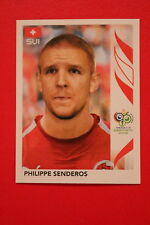 PANINI FIFA WORLD CUP GERMANY 2006 06 N. 479 HELVETIA SENDEROS  MINT!!!