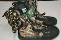 NEW Nike SF Air Force 1 High Realtree Camo Black Men's Size 9.5, AA1128-004