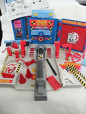 1991  Crash Test Center   Playset  for the  Crash Dummies                     H3