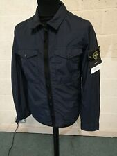 Stone island Garment Dyed Crinckle Reps NY Jacket In Navy