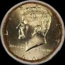 2009 Kennedy Half Dollar $10 OBW Roll American Coins