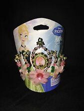 Disney Parks Authentic FROZEN Princess Anna Flower Crown Costume Dress Headband