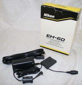 Nikon EH-60 AC Adapter for Coolpix 2500 3500 Digital Cameras