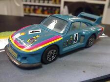 Bburago Porsche 935 1:43 #4 Vaillant zonder doosje