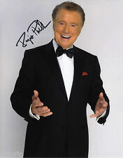 REPRINT - REGIS PHILBEN autographed signed photo copy