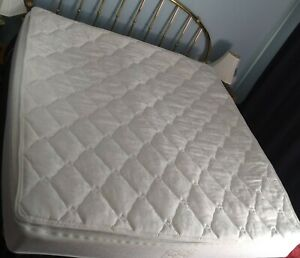 Select Comfort Sleep Number King 5000 PT Bed Mattress Top & Bottom Zip Cover