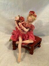ROSE Original 1990's LE Porcelain Artist Doll Patricia Rose/Sharon Crain #8/100
