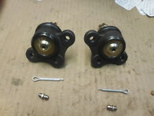 Front Upper Ball Join #K9554 - 1 Set Of 2-fits Mazda 86-95 H283