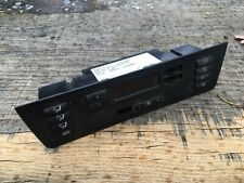 2001-2006 BMW X5 E53 FRONT HEATER AC DIGITAL TEMPERATURE CLIMATE CONTROL PANEL'