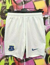 Everton Football Team Soccer Training  Shorts Nike Mens Size S