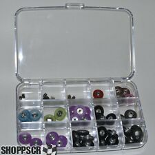 Slot Fox Storage Box 6X4 w/15 round bottom compartments