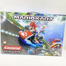 Mario Kart 8 Carrera Slot Car Racing System Track W/ Mario & Luigi Karts - NEW