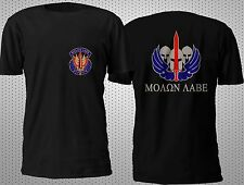 NEW MOLON LABE SPECIAL OPERATIONS COMMAND MILITARY T SHIRT S-4XL