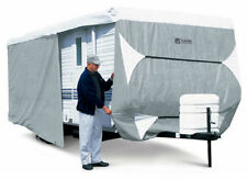 Classic Accessories 73363 PolyPRO III Deluxe Travel Trailer Cover 22-ft-24-ft