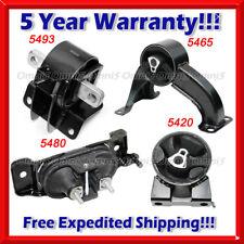 M440 Fit 09-10 Volkswagen Routan 3.8L 4.0L w/ AUTO, Motor & Trans Mount Set 4pcs