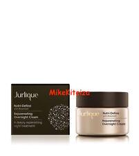 Jurlique Nutri Define Rejuvenating Overnight Cream 1.7 oz Brand New Exp:12/18