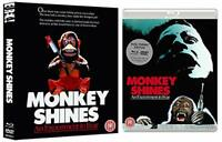Monkey Shines (Eureka Classics) Limited Dual Format (Blu-ray and DVD) edition