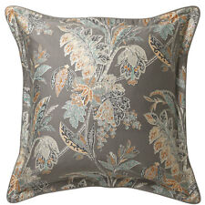 Private Collection Jardin Silver European Pillowcase