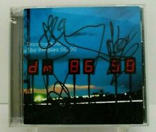 Depeche Mode The Singles 86>98, Autographed Double Cd, Reprise Promo (1998)