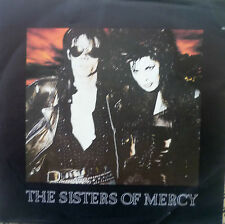"7"" 1987 IN MINT- ! SISTERS OF MERCY : This Corrosion"