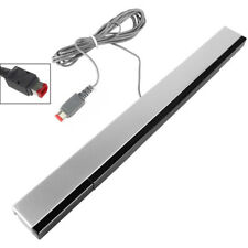 Wired Infrared Sensor Bar For Nintendo Wii Include Stand Receive Infrared Signal