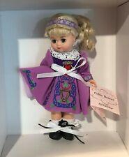 Retired & Rare 2002 Madame Alexander Celtic Dancer #34145 Doll Mint NRFB