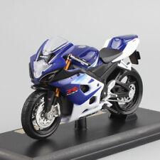 Maisto SUZUKI GSX-R 1000 Diecast Motorcycle 1:18 Scale Mini Model Race Bike Toys