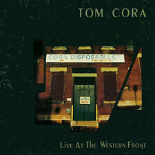 Tom Cora : Live at the Western Front CD (2017) ***NEW*** FREE Shipping, Save £s