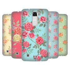 Fundas y carcasas color principal rosa para teléfonos móviles y PDAs LG