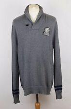 Franklin marshall Sweater Grey Size 2XL