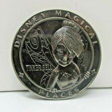 Disney Movie Rewards Magical Places Tinker Bell Coin Disney Magic EUC Castle