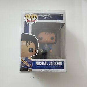 Funko Pop!Rock Michael Jackson #26  With Protector