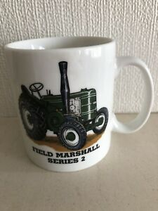 Field Marshall Series 2 Vintage Tractor Mug, Tractor - Pre-owned