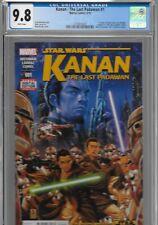 Kanan 1 CGC 9.8 Star Wars Rebels 1st Sabine Wren Ezra Bridger Hera Zeb Chopper