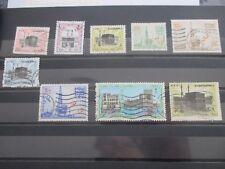Lot de 9 timbres - Arabie Saoudite