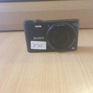 Sony Cyber-shot DSC-WX350 18.2MP Digital Camera - Black (Y10)