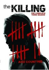 Killing: The Complete Third Season - 3 DISC SET (2014, REGION 1 DVD New)