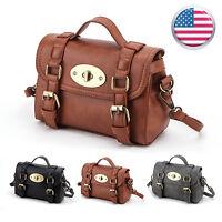 Women Leather Handbag Shoulder Hobo Purse Messenger Crossbody Tote Bag H0017