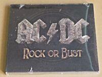 Rock or Bust [Digipak] by AC/DC