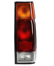 POSTERIORE FANALE POSTERIORE NISSAN NAVARA PICK-UP D21 D22 cabina singola lente O/S Arancione
