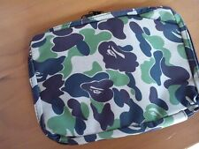 Japanese A BATHING APE Camouflage Pouch with Belt loop RARE Cool Not for sale