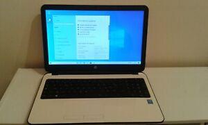HP PC Portable 15,6'' Intel Pentium - 8Go de RAM -Disque dur 500 Go, Windows 10