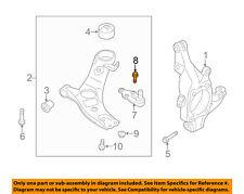 HYUNDAI OEM 11-13 Sonata Front Suspension-Lower Ball Joint Bolt 545192T000