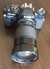 Ricoh KR-10x 35mm SLR Film Camera with Vivitar 28-90mm Lens read description
