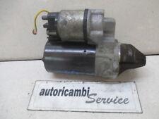 0001107408 MOTORINO AVVIAMENTO OPEL CORSA D 1.2 B 3P 5M 59KW (2008) RICAMBIO USA