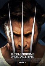 "Marvel X-MEN ORIGINS WOLVERINE 2009 Original DS 2 Sided 27X40"" US Movie Poster"